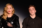 Madonna is embroiled in a custody battle over her son Rocco. Photo / Getty