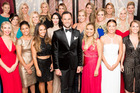 The Bachelor and the Bachelorettes in the new season of The Bachelor NZ.
