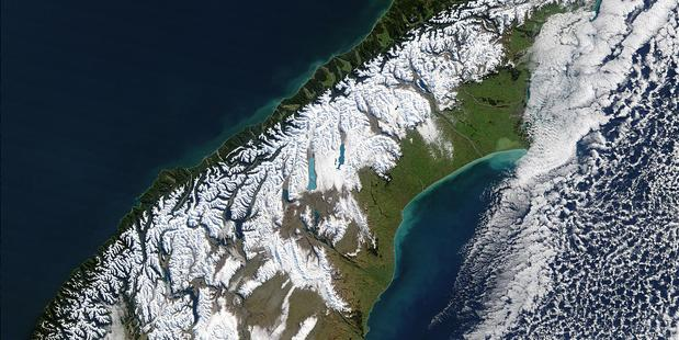 Scientists have discovered the Alpine Fault has undergone a massive shift, which could be why it is an earthquake hazard