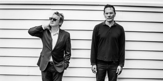 Don McGlashan and Shayne Carter picked each other's playlist for their  one-off show at the Auckland Arts Festival tomorrow night.