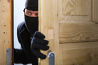 Burglaries make up about 15 per cent of reported crime. Photo / Getty Images