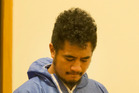 Rhys Richard Ngahiwi Warren appears in the Whakatane District Court today to face charges. Photo / Alan Gibson