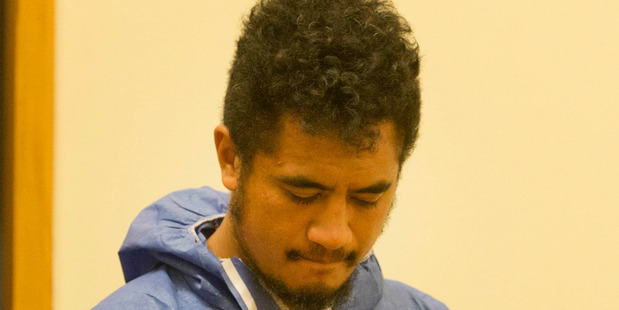 Loading Rhys Richard Ngahiwi Warren appears in the Whakatane District Court today to face charges. Photo / Alan Gibson