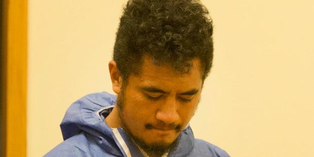 Loading Rhys Richard Ngahiwi Warren appears in the Whakatane District Court. Photo / Alan Gibson