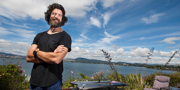 Ben Sandford is one of our top achievers of whom his hometown hears too little.  Photo/Ben Fraser