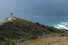 Cape Reinga lighthouse and Te Rerenga Wairua, the place where spirits leap, in the Far North. Photo / NZME.