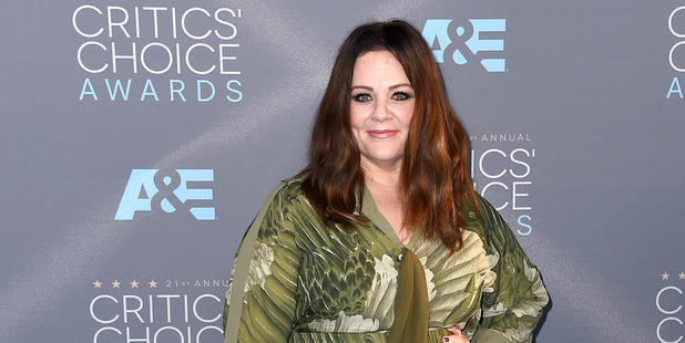 Melissa McCarthy is proud to stand up for women and thinks others should do the same.