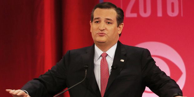 Ted Cruz claims he can stop Donald Trump.