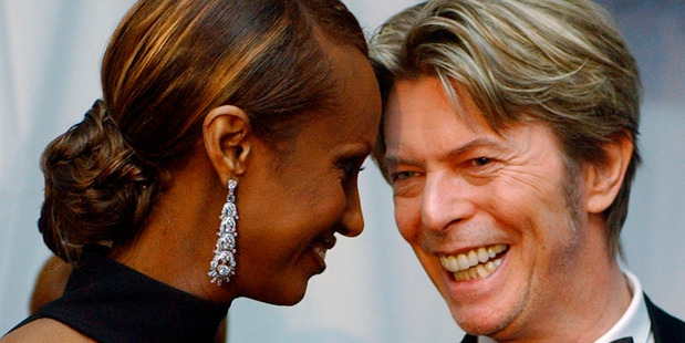 David Bowie's fortune will be split between his wife and children.