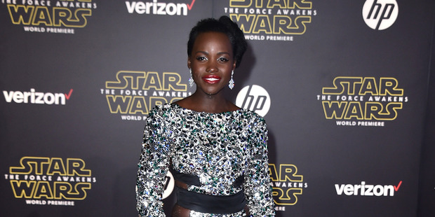 "The Star Wars actress believes there needs to be a big ""change"" in order to include more black actors, writers and directors in the industry. Photo / AP"