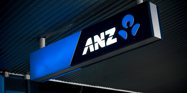 ANZ and Westpac will only pass on some of the cut made by the Reserve Bank to their mortgage holders. Photo/Dean Purcell.