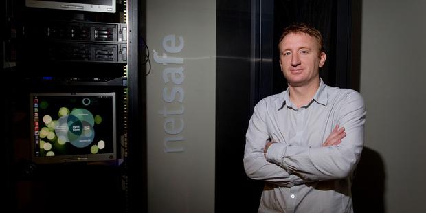 NetSafe's Martin Cocker praised Nick Willis for speaking out. Photo / Sarah Ivey