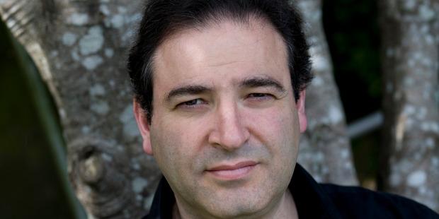 John Psathas. Photo / Gareth Watkins