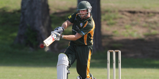 Mount Maunganui's Peter Drysdale is the Bay of Plenty skipper for the Hawke Cup challenge in Napier.