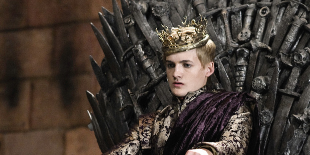 King Joffrey was poisoned at his wedding in season four.