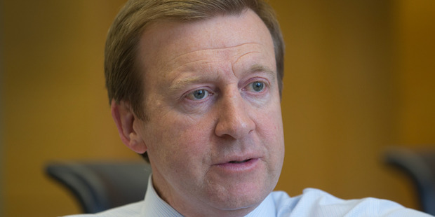 Health Minister Jonathan Coleman said he has full confidence in the director general of health. Photo / Mark Mitchell