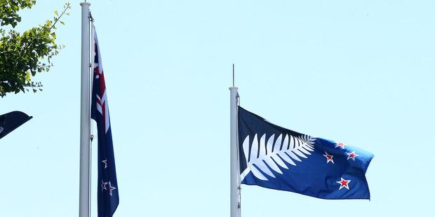 The flag debate seems more like an attack on John Key.