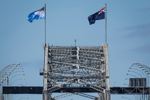 The final result of the flag referendum will be revealed on March 30. Photo / Greg Bowker