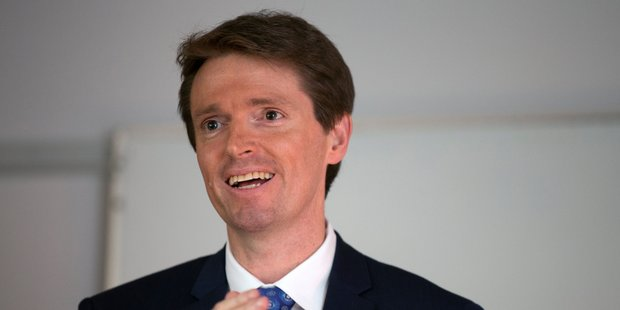 Colin Craig has poured more money into the Conservative Party. Photo / Nick Reed
