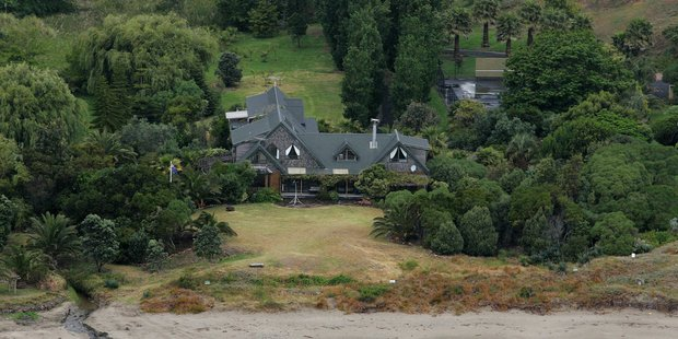 The property at Boatshed Bay sold for $14.25 million in 2014. Photo / Chris Skelton