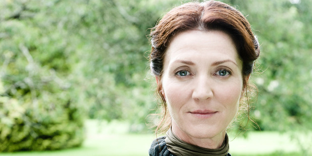 Catelyn Stark died at the Red Wedding.