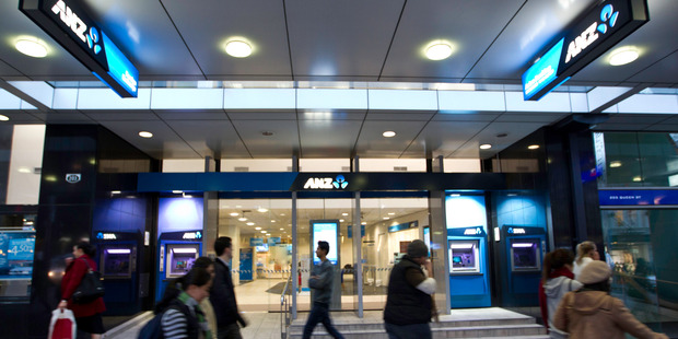 """ANZ bank will """"vigorously"""" defend legal action brought against it by Australia's corporate watchdog. Photo / Richard Robinson"""