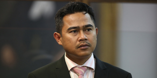 Malaysian diplomat Muhammad Rizalman was ordered to serve nine months' home detention. Photo / David White