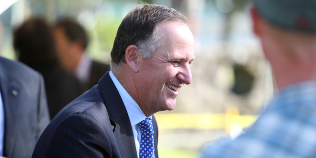 There's a reason John Key remains Prime Minister, having outpolled five successive Labour Party leaders: he is smart. Photo / Michael Cunningham
