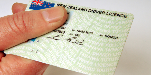 A New Zealand driver licence is about as powerful overseas as a Chinese licence. Credit:NZPA