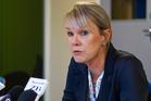 Netball NZ chief executive Hilary Poole.