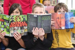New Zealand ranked higher in literacy than Germany (9), Canada (10), the US (11), UK (14) and Australia (15). Photo / Petrina Hodgson