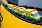 ASB's St John Toy Ambulance fundraising campaign saw more than 23,000 toys sold. Photo / Supplied