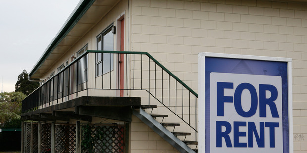 Securing a rental property is becoming increasingly difficult as the housing crisis continues - taking prices up with it. Photo / File