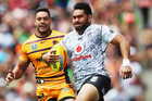 Konrad Hurrell could help spark a first Warriors win. Photo / GETTY IMAGES