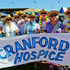 Cranford Hospice team, Relay for Life, photograph by Warren Buckland