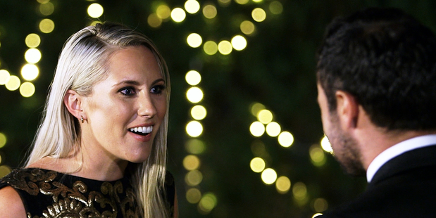 Former Te Puke woman Kate Cameron made it to the next round of The Bachelor last night. Photo/Supplied