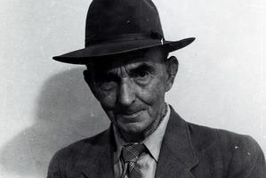 Masterton historian and tree lover Bennett Iorns, 1883-1977. PHOTO/SUPPLIED