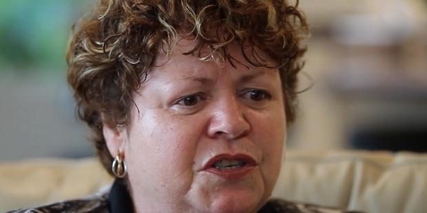 Loading Sue Braithwaite-Smith's home was ransacked while she slept.