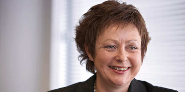 Global Women chair Sue Sheldon said there were still significant barriers to the advancement of women. Photo / Supplied