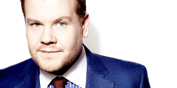 Loading The Late Late Show with James Corden will screen on Duke in New Zealand.