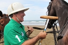 BAY BEACH BOY: David Kirk may be operating from Hawke's Bay, having bought a station homestead on Ocean Beach, where he is a shareholder and director of successful sport horse breeding company NZPH. PHOTO/FILE