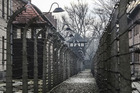 The former German Nazi concentration and extermination camp Auschwitz I. Photo / Getty Images
