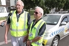 """Community patroller Glenn Torrens hasn't actually caught a burglar, but he volunteers his time to help the police to catch them. He is one of 75 members, two-thirds of them retired, of Papakura Community Crimewatch Patrols. They aim to be the police's """"eyes and ears""""."""