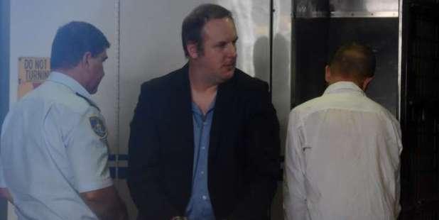 Grant Davies is awaiting sentencing. Photo / AAP
