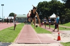 Mount Maunganui College student Charlotte Drabble broke the junior girls long jump record at the Bay of Plenty Secondary Schools Athletics championships.