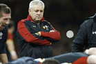 Wales coach Warren Gatland. Photo / AP