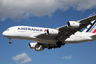 The child was smuggled onto an Air France flight from Istanbul to Paris. Photo / iStock