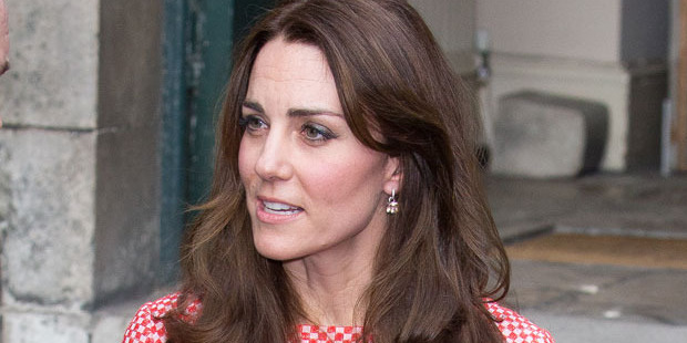Duchess of Cambridge. Photo / Getty Images