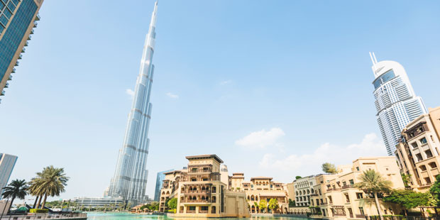 The Burj Khalifa in Dubai. Photo / iStock