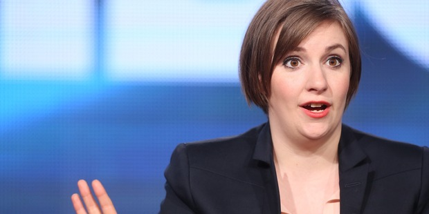 Lena Dunham won't stand being Photoshopped anymore. Photo / Getty
